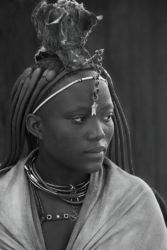 5th - Himba Girl - Barrie Hart