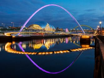 1st_Tyne reflections_Barry Turnbull